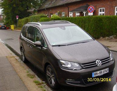 VW Sharan Automatik